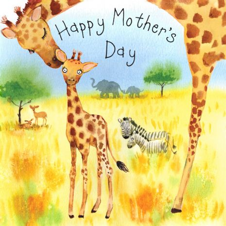 Cute Mothers Day Cards. Mother's Day Cards. Happy Mother's Day Cards. Best Mum Card. Spring Seasons Cards. Twizler.